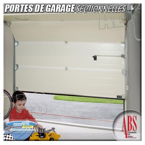 Portes de garage sectionnelles hormann - Hormann porte garage ...