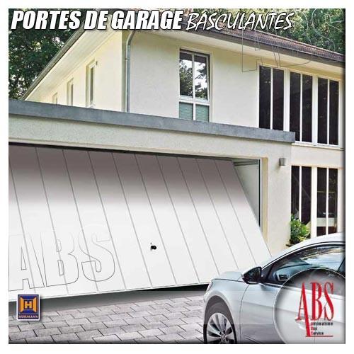 Portes de garage basculantes hormann for Galet porte de garage basculante hormann