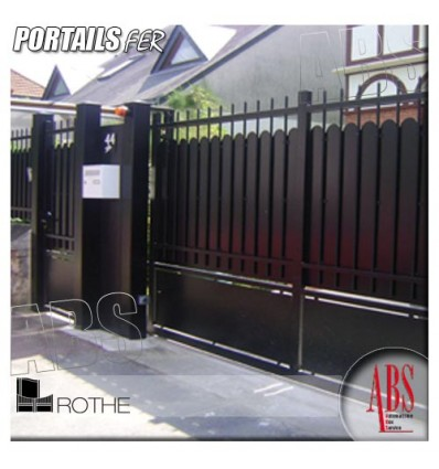 Portails Fer