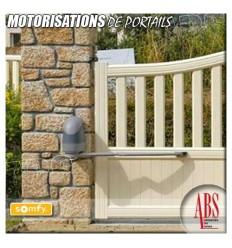 Motorisation portail