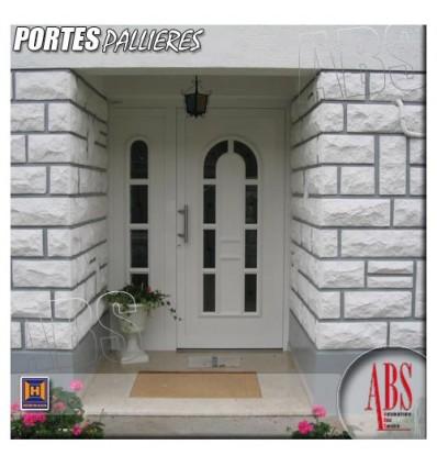 Portes pallières maison