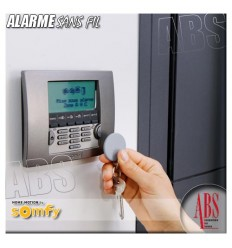Alarme sans fil Somfy Protexial io