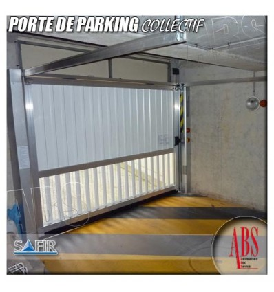 Porte de Parking Collectif
