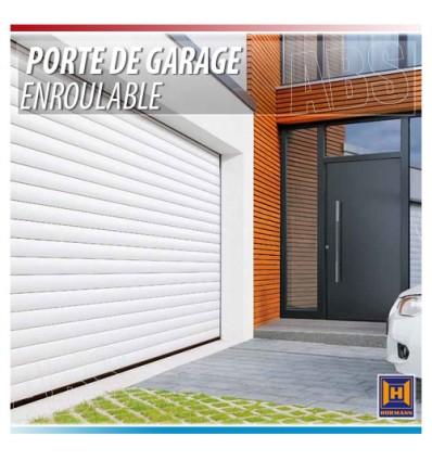 Portes de garage enroulables au plafond