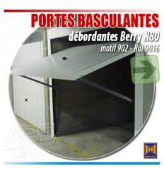 Portes de garage basculantes Hormann - Boxes en sous-sol