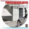 Portes de garage basculantes non débordante Hormann motif 902