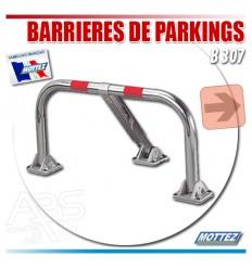 Barrières parking