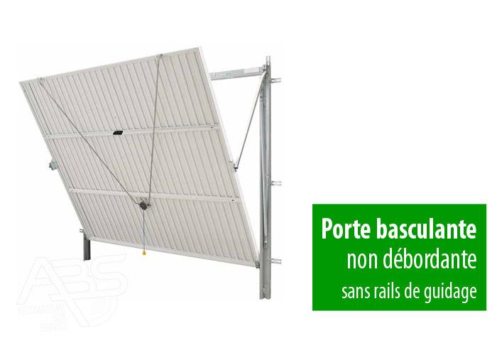 Portes De Garage Basculantes Box Hormann - Porte de garage basculante non debordante
