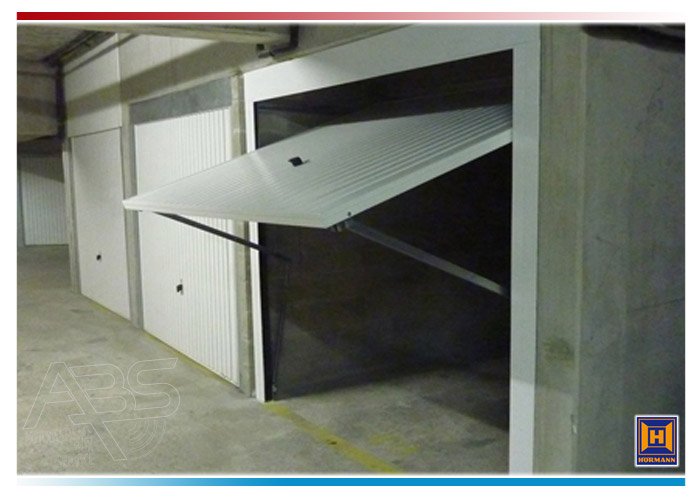 Portes de garage basculantes box hormann - Reglage porte sectionnelle hormann ...