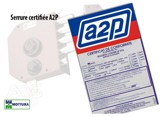 Certification A2P