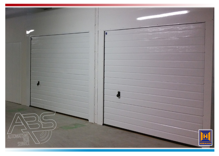 Portes De Garage Sectionnelles Box Hormann - Porte de garage sectionnelle hormann