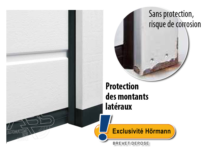 Protection des montants